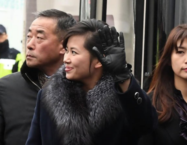 """Była kochanka Kim Dzong Una """"wróciła ze świata umarłych"""". Dostała..."""