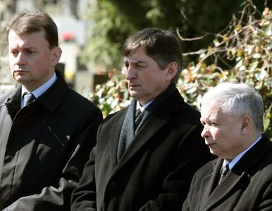 Kaczyński: hańba! Zostali zdradzeni o świcie