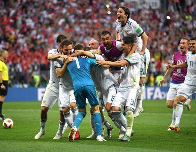 Rzuty karne przesądziły o losie Hiszpanii. Rosja melduje się w...