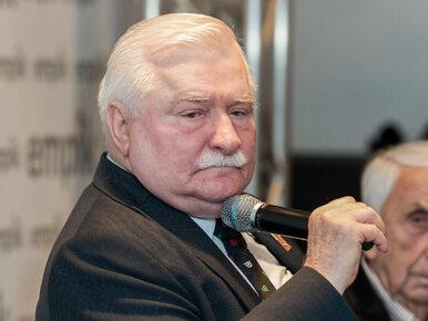 """Wałęsa pomylił Piłsudskiego ze Sławkiem? """"Oni wszyscy są podobni. Tchórze"""""""