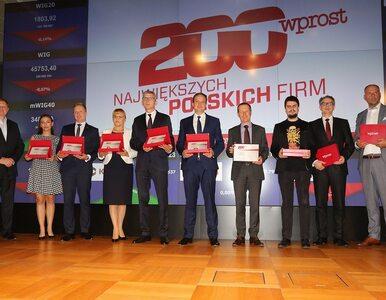 "CD Projekt gepardem i ambasadorem. Gala ""Rankingi Wprost"" 2016"