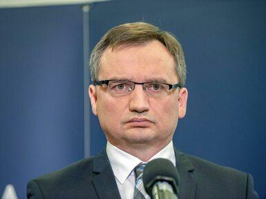 Czy Zbigniew Ziobro powinien przeprosić za swoje słowa? Są wyniki sondażu