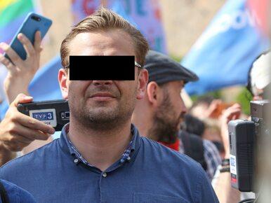 Dziennikarz TVP Łukasz S. z prokuratorskim zarzutem. Miał znęcać się nad...
