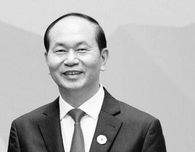 Nie żyje prezydent Wietnamu Tran Dai Quang. Miał 61 lat