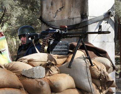 Talibska baza w Syrii? Chcą wspomóc prowadzenie dżihadu