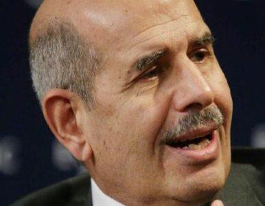 """ElBaradei chce przyspieszenia reform w Egipcie. """"Po roku błędów czas na..."""
