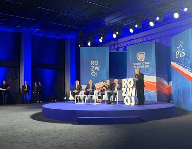Kaczyński o Kidawie-Błońskiej: Zza jej postaci słychać kłapanie zębów wilka