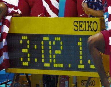 HMŚ: Amerykanie pobili rekord świata w sztafecie. Plawgo: Zaskoczyli