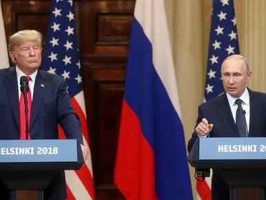 Zbliża się spotkanie Donalda Trumpa z Władimirem Putinem. Ujawniono...
