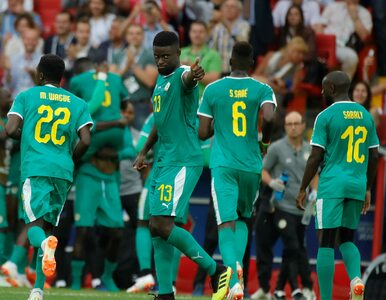 """Lord Sugar obraził reprezentację Senegalu. """"Rozpoznaję tych gości z..."""