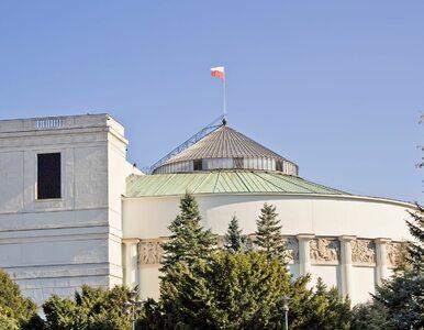 Kamera z Sejmu w naprawie. Śledczy wystąpili do stacji telewizyjnych o...