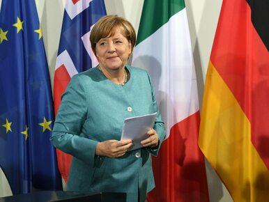 Uchodźcy z Syrii nazwali córkę Angela Merkel Muhammed. Chcieli...