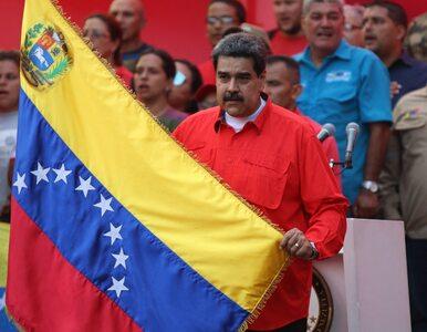 """Nicolas Maduro przemówił w telewizyjnym wystąpieniu. """"Guaido to..."""