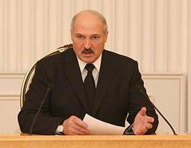 Łukaszenka o desancie misiów: kara była za lekka, można było...