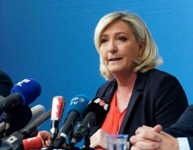 Wybory do PE we Francji. Sondaże dają zwycięstwo Le Pen, niewielka...