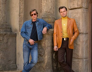 """Once Upon a Time in Hollywood"". Jest zwiastun nowego filmu Quentina..."