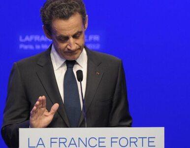 """""""To koniec politycznej kariery Sarkozy`ego"""""""