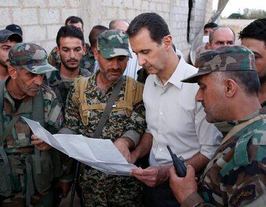 """""""Ludzka rzeźnia"""" a obok krematorium. USA oskarżają reżim Asada"""