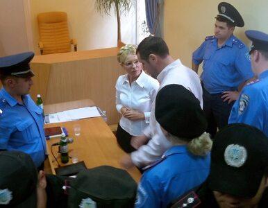 Tymoszenko odpowie za zabójstwo i... bicie strażnika więziennego