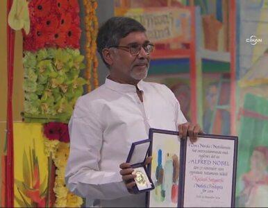 Malala Yousafzai i Kailash Satyarthi odebrali Pokojową Nagrodę Nobla