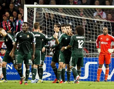 Real Madryt - Ajax Amsterdam
