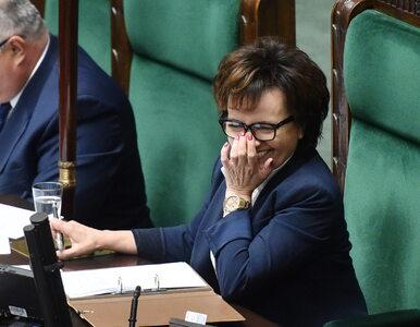 Posłowie wybierali członków komisji ds. pedofilii. Elżbieta Witek nie...