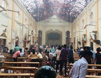 Państwo Islamskie przyznało się do przeprowadzenia zamachów na Sri Lance