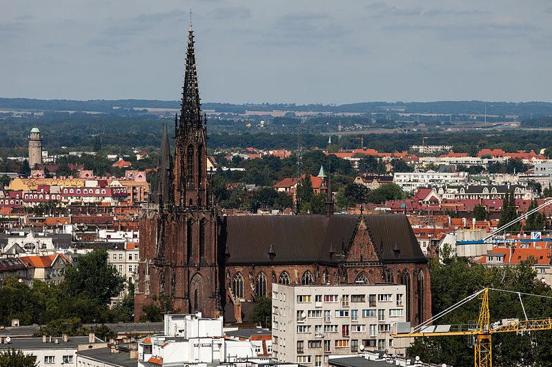 Kościół pw. św. Michała Archanioła we Wrocławiu