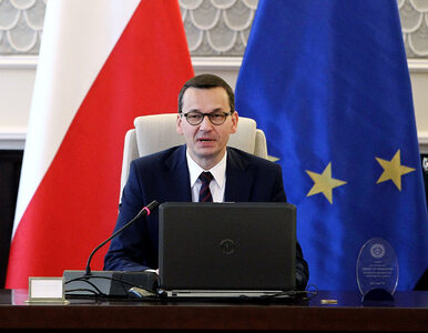 Morawiecki: Zgadza się z opozycją, to będą najważniejsze wybory od 1989...