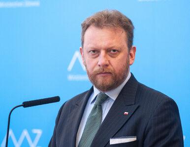 """Posłowie KO z kontrolą w ministerstwie zdrowia. """"Szumowski jest nie do..."""