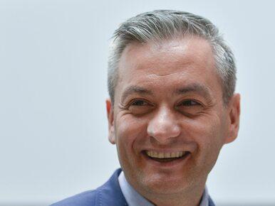 WP: Robert Biedroń będzie kandydował do Parlamentu Europejskiego
