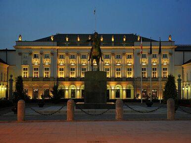 Próbował wjechać do Pałacu Prezydenckiego. Świadkowie: Mówił, że nazywa...
