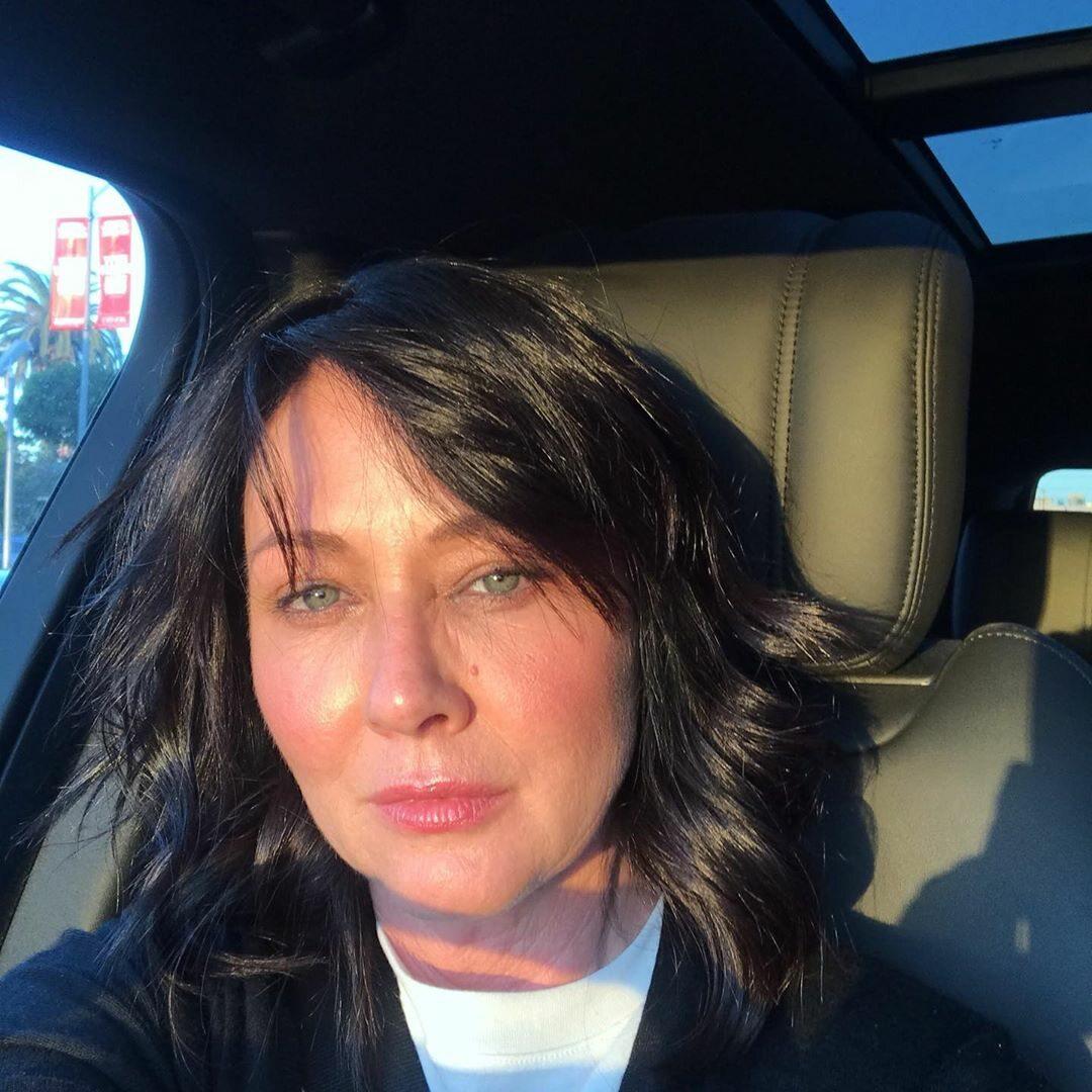 Shannen Doherty wcielała się w rolę Brendy Walsh