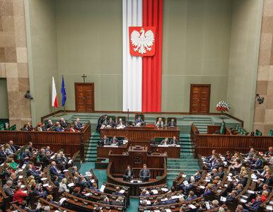 """Gorąca dyskusja w Sejmie w sprawie zmian w ordynacji wyborczej. """"Chcecie..."""