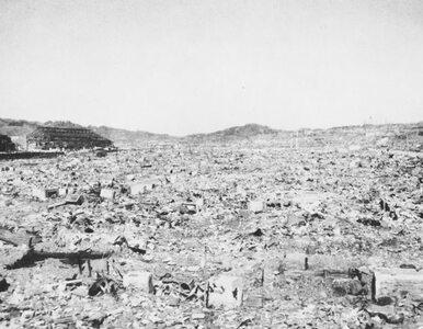 70. rocznica zrzucenia bomby na Nagasaki