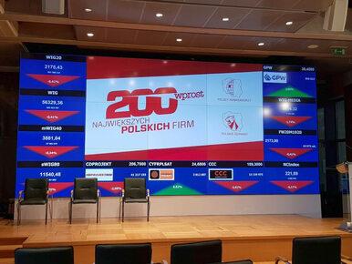 """Wręczono nagrody dla zwycięzców rankingu """"Wprost"""" 200 Największych..."""