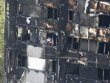 Pożar wieżowca w Londynie. Wśród poszkodowanych jest polska rodzina
