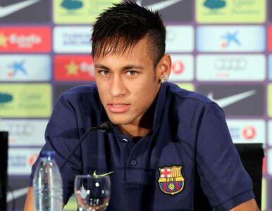Neymar ma pierwsze zadanie w Barcelonie. Przytyć 5 kg