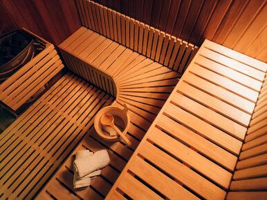 Korzystanie z sauny zmniejsza ryzyko udaru