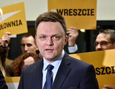 Szymon Hołownia przedstawił swój sztab wyborczy. Chce zebrać od 5 do 10...