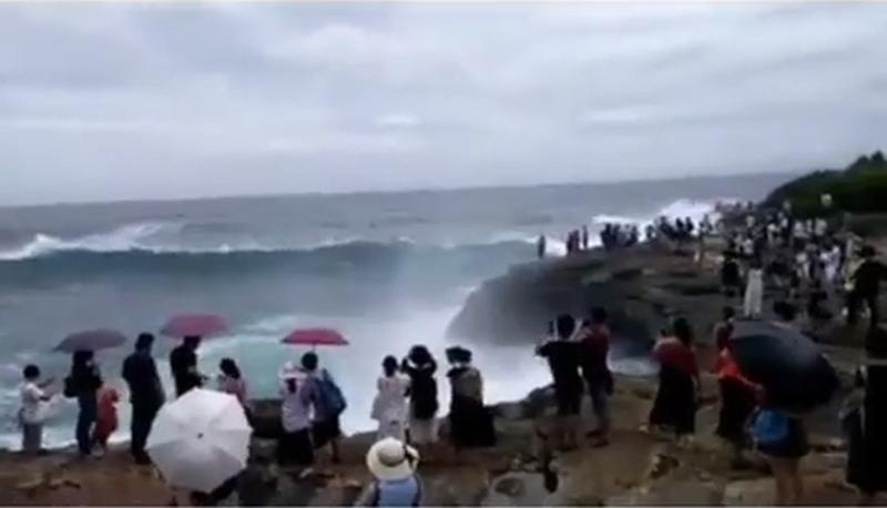 Devil's Tear to miejsce popularne wśród turystów