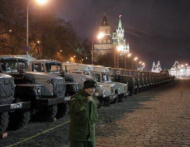Przeciwnicy Putina wyszli na ulice. Kontratak służb