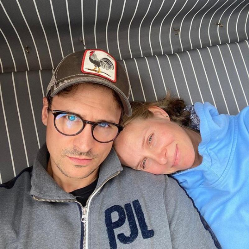 Paulina Andrzejewska i Mateusz Damięcki