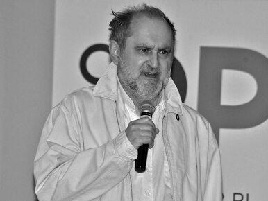 Piotr Szulkin nie żyje. Reżyser miał 68 lat