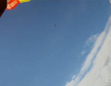 Meteoryt przeleciał obok spadochroniarza? Udowodniono, że to kamień