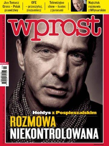 Okładka tygodnika Wprost nr 2/2011 (1457)