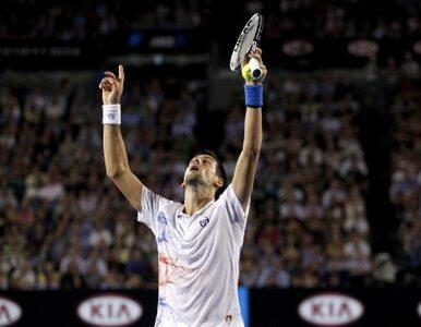 Djokovic w finale Australian Open. Zagra z Nadalem