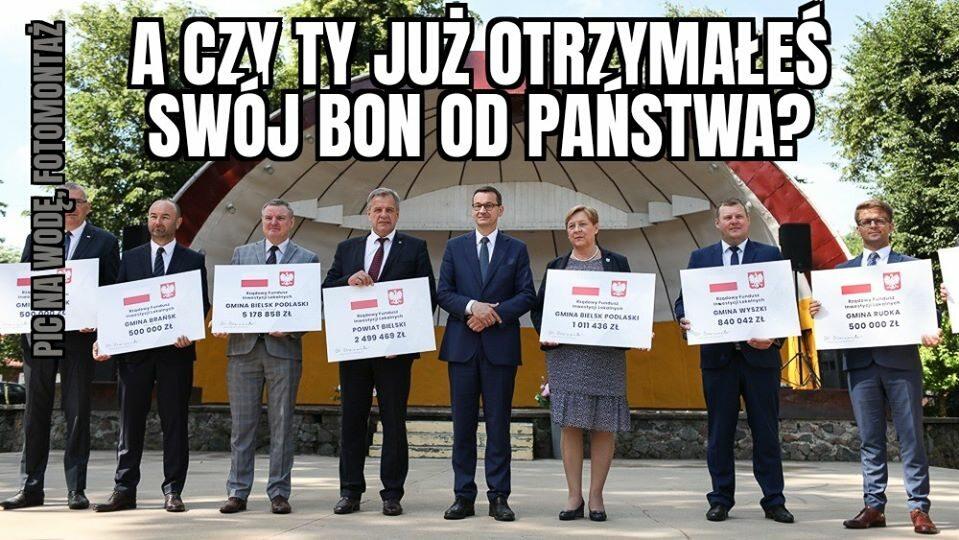 Mem przed druga turą wyborów
