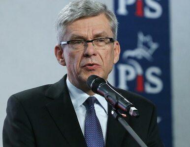 Karczewski: Rząd został zmieniony na sztab wyborczy