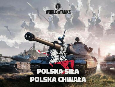 """Polskie czołgi i pole bitwy w """"World of Tanks"""". Do tego okolicznościowy..."""